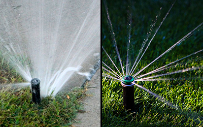 Serenity Home Landscape - Quality Sprinkler Repair