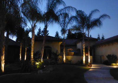 Serenity Home Landscape - Lighting